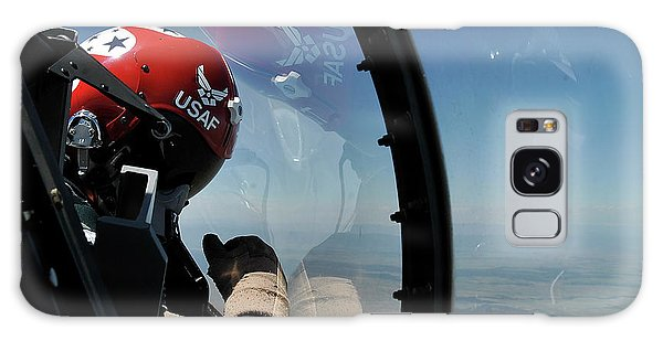 Thunderbirds Photo Galaxy Case