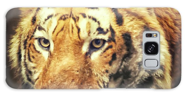 Tiger Portrait Galaxy Case