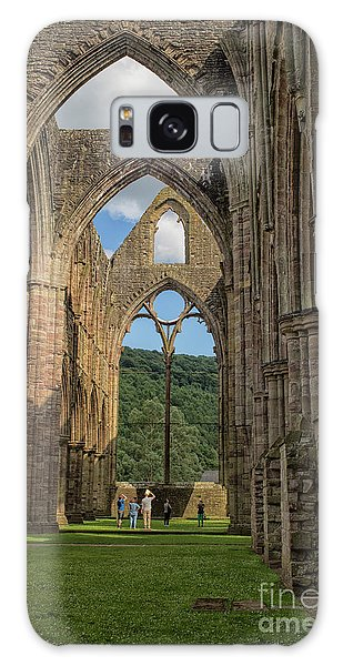 Tintern Abbey Galaxy Case