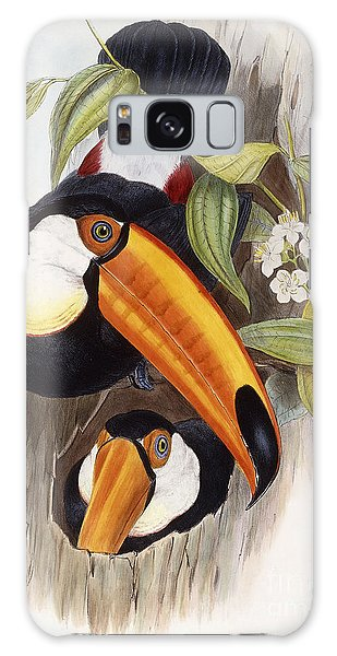 Toucan Galaxy S8 Case