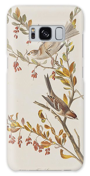 Tree Sparrow Galaxy Case