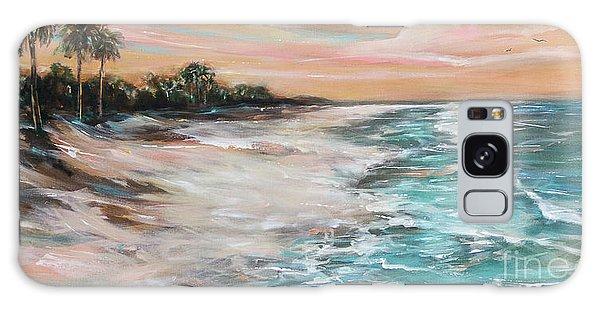 Tropical Shore Galaxy Case
