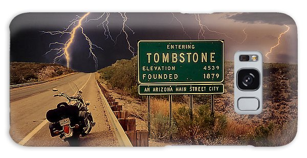 Trouble In Tombstone Galaxy Case