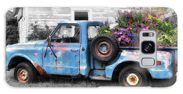 Truckbed Bouquet Galaxy Case