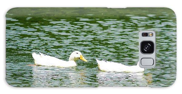 Two Ducks Galaxy Case