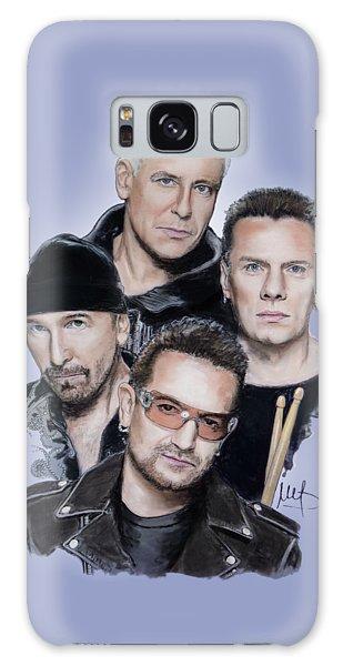 Bono Galaxy Case - U2 by Melanie D