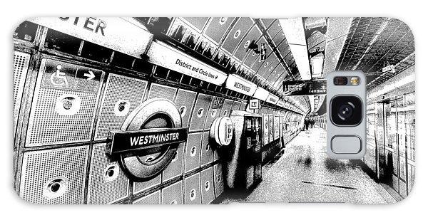 Underground London Art Galaxy Case