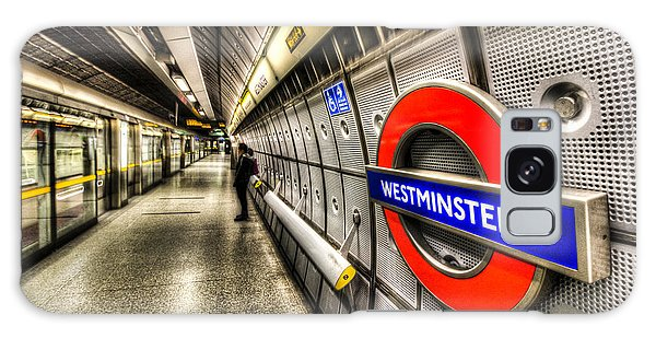 Underground London Galaxy Case