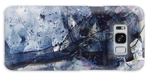 Untitled Abstraction Galaxy Case