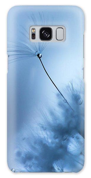 Upright Galaxy Case by Rebecca Cozart