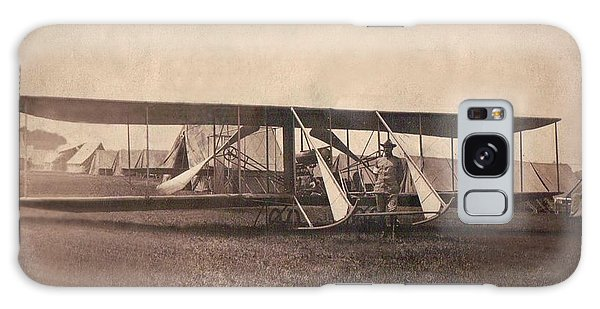Us Army Wright Model B-flyer 1912 Galaxy Case by Paul Clinkunbroomer