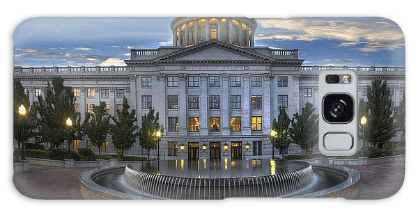 Utah State Capitol Building Galaxy Case by Utah Images