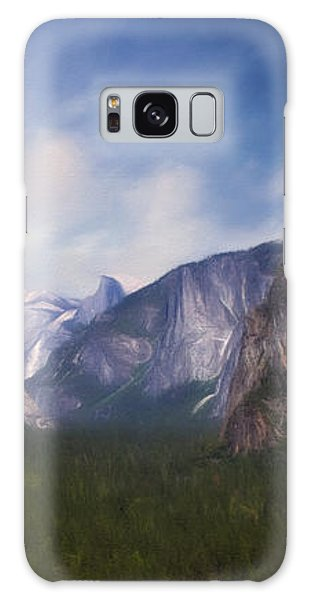 Valley View Galaxy Case by Lana Trussell