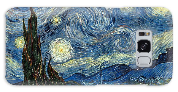 Van Gogh Starry Night Galaxy Case