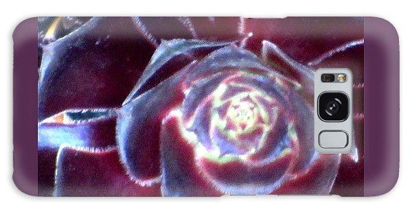 Velvet Rosette Galaxy Case