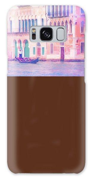 Venice Italy Galaxy Case by George Robinson