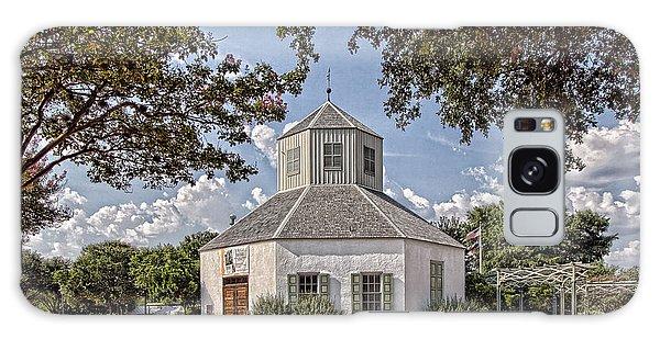 Vereins Kirche Galaxy Case