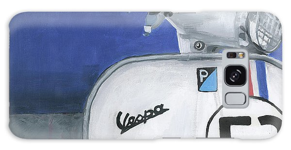 Vespa 53 Galaxy Case