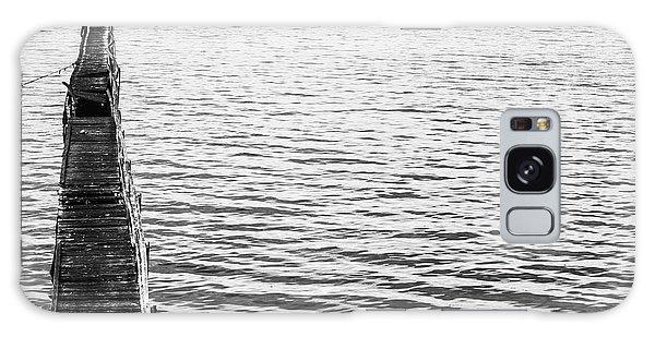 Gray Galaxy Case - Vintage Marine Scene by Jorgo Photography - Wall Art Gallery