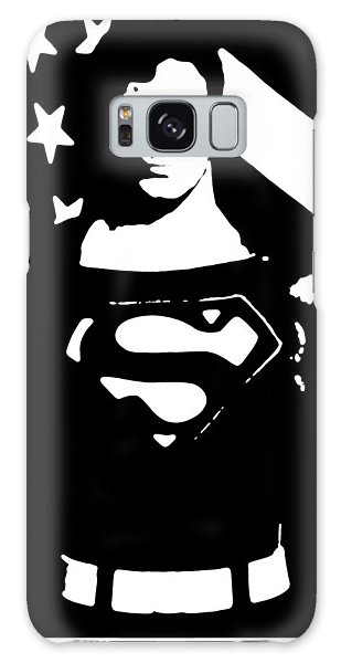 Waiting For Superman Galaxy Case