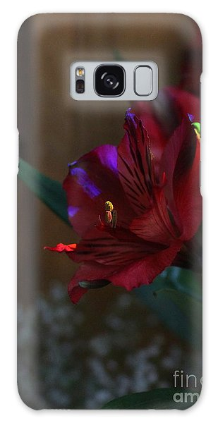 Galaxy Case featuring the photograph Waiting For You by Marie Neder