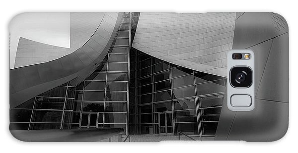 Walt Disney Concert Hall Galaxy Case - Walt Disney Concert Hall - 3 by David Bearden