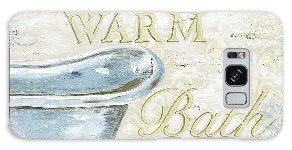 Warm Bath 2 Galaxy Case