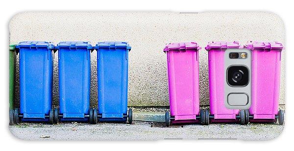 Rubbish Bin Galaxy Case - Waste Bins by Tom Gowanlock
