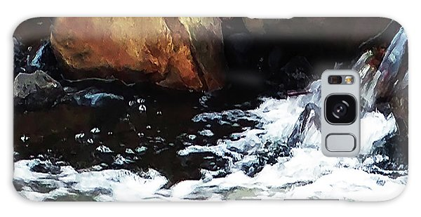 Waterfall Abstract Galaxy Case