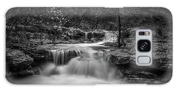 Waterfall In Austin Texas Galaxy Case
