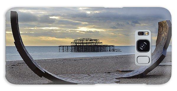 Pier Galaxy Case - West Pier Brighton by Smart Aviation
