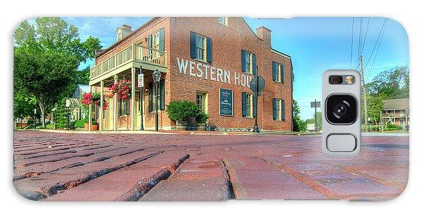 Western House Galaxy Case by Steve Stuller