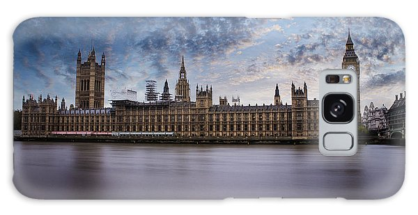 Houses Of Parliament Galaxy Case - Westminster by Martin Newman