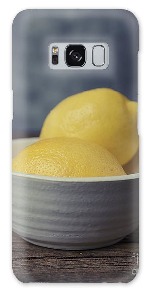 When Life Gives You Lemons Galaxy Case by Edward Fielding