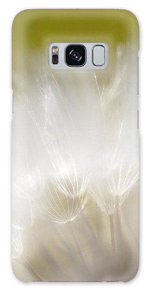 White Blossom 1 Galaxy Case