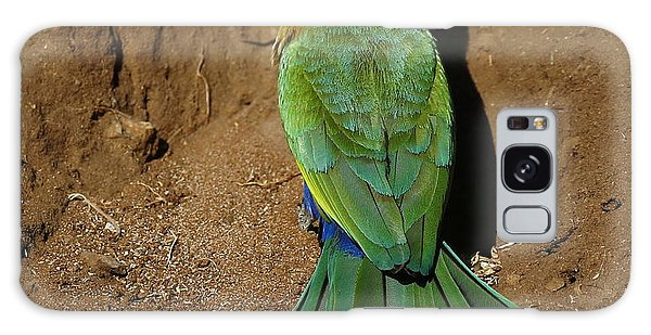 White Fronted Bee-eater Galaxy Case