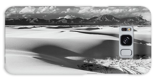 White Sands Afternoon Galaxy Case