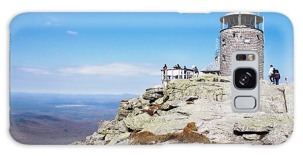 Whiteface Mtn. Tower Lookout Galaxy Case