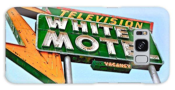 White's Motel Galaxy Case