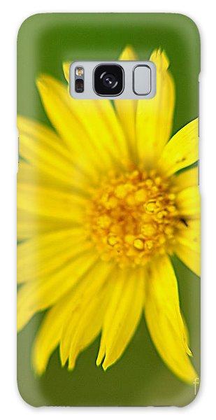 Wild Flowers Galaxy Case by Janice Spivey