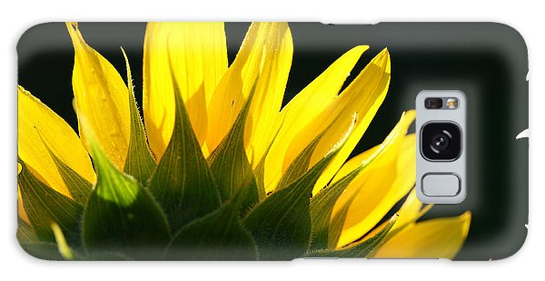 Wild Sunflower Galaxy Case by Shari Jardina