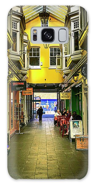 Windham Shopping Arcade Cardiff Galaxy Case
