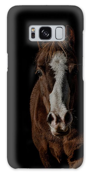 Equine Galaxy Case - Window To The Soul by Paul Neville