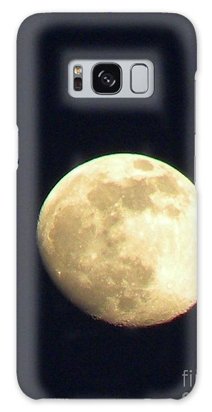 Moon Light  Galaxy Case