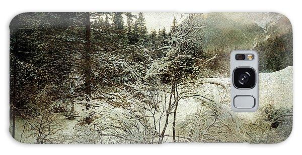 Winter Mood Galaxy Case