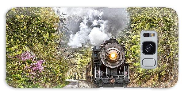 Wmsr Steam Engine 734  Galaxy Case