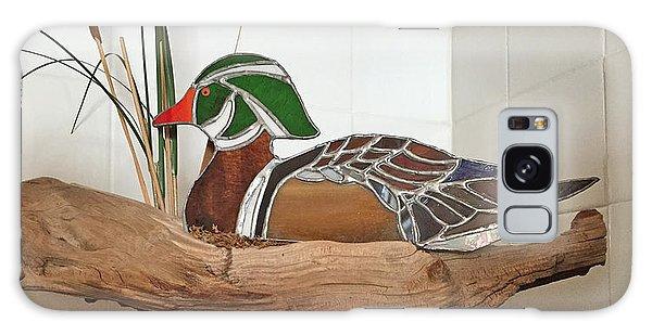 Wood Duck Galaxy Case