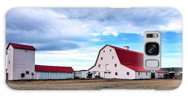Wyoming Ranch Galaxy Case by L O C