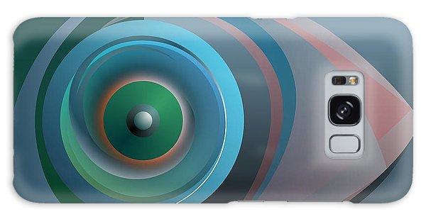 Wysiwyg Galaxy Case by Leo Symon