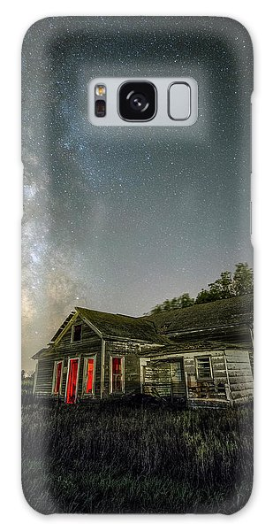 Galaxy Case featuring the photograph Yale by Aaron J Groen